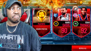 106 7 the fan live game 7 pack opening playoffs moments nba live mobile 16 gameplay