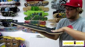 bustin modela bustin modella longboard rewiev longboardy pl