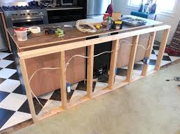 kitchen island outlet kitchen island receptacle great pop up electrical outlet adorable