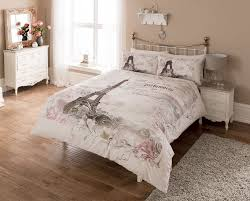 Eiffel Tower Bed Set Eiffel Tower Duvet Cover Sweetgalas