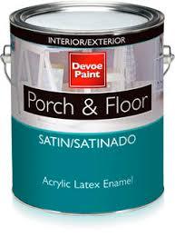 decorative paint for floors exterior interior porch
