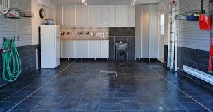 garage floor tiles reviews peel and stick floor tile on garage