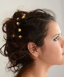 gold hair accessories pearl wedding hair pins gold and pearl hair pins bridal hair pin