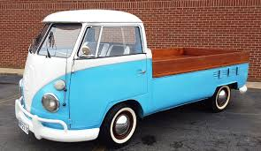 volkswagen pickup interior 15 volkswagen buses that are for sale right now the inertia