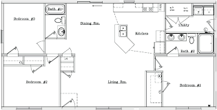 ranch house floor plan small ranch homes floor plans yuinoukin
