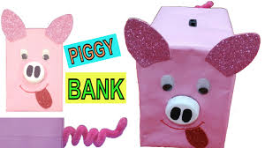 how to make piggy bank best out of waste competition in