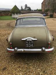 vauxhall cresta 1956 vauxhall cresta e being auctioned at barons auctions