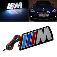 bmw 745li emblem ebay