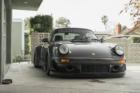 rwb porsche 911 1988 turbo rwb rauh welt begriff usa