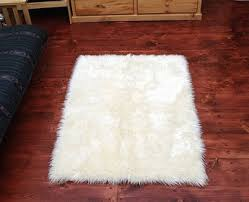 Area Rugs White Faux Fur Area Rug White Fur Area Rug White White Faux Fur Rugs