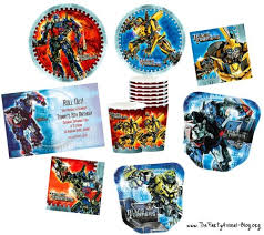 transformer party favors transformers birthday party ideas thepartyanimal
