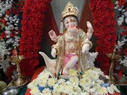 home decoration of ganesh festival ganesh chaturthi bombay belle