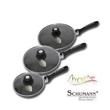 batterie de cuisine schumann lot de poêles en schumann tousapoele com comparatif et avis