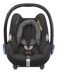 siege auto autour de bebe maxi cosi siège auto portable cabriofix groupe 0 black