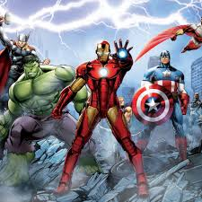 superhero murals wallpaper wall murals you ll love por wall mural wallpaper marvel