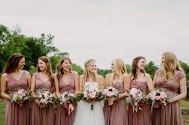 violet bridesmaid dresses dusty mauve bridesmaid dresses naf dresses