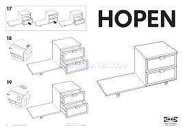 ikea tables hopen bedside table 39x17