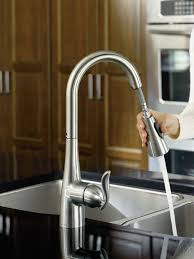 moen motionsense kitchen faucet faucet com 7594c in chrome by moen