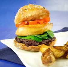 cuisiner un hamburger recette de hamburger au foie gras la recette facile