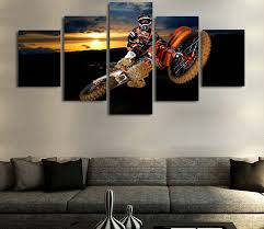 motocross action online compare prices on motocross wall art online shopping buy low
