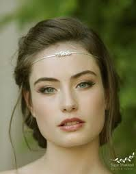 forehead bands boho forehead bands beautiful halo crowns crown boho and models