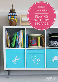 Toy Organization by Iheart Organizing Uheart Organizing Playing With Toy Storage