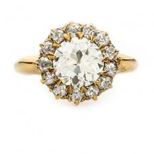 mine cut engagement ring mine cut engagement ring collection