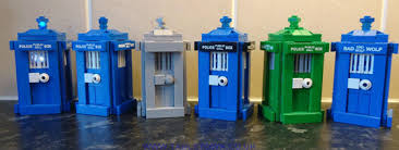 build a doctor doctor who thing of the day build your own lego tardis