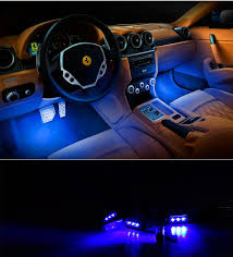 Interior Lighting For Cars Atmosphere Light Lamp Led Ambient Lighting Supplies Automotive
