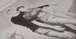 Peinture Noir Et Blanc by Images Gratuites Crayon Noir Et Blanc Gens Bloc Note Couple