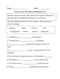 Meaning Words Worksheets Best Solutions Of Meaning Words Worksheets Middle