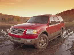 ford expedition red ford expedition 2003 picture 9 of 51