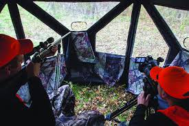Bow Hunting From Ground Blind Top 10 Best Ground Blind For Bowhunting Reviews 2017