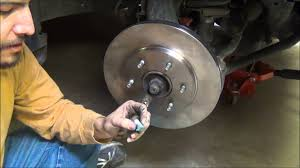 nissan titan jack kit the average guys garage how to change the front brakes on a