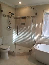 shower and stand alone tub mia shower doors pinterest