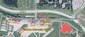 Purdue University Map Directions And Parking Purdue Polytechnic Institute