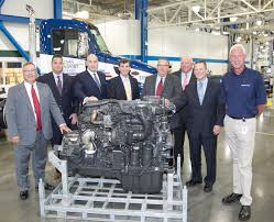 paccar truck sales paccar delivers 100 000th north american mx 13 engine