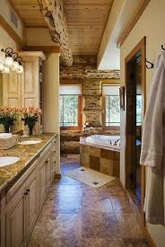 Cabin Bathrooms Ideas Home Design Great 25 Best Ideas About Log Cabin Bathrooms On
