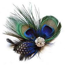 hair accessories for unique design of peacock feather hair accessories for