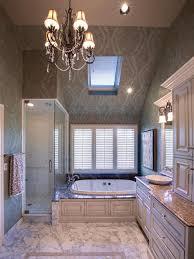 bathroom 2017 gray pattern walpaper traditional bathroom white
