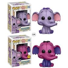 winnie pooh heffalump pop vinyl figure pop box