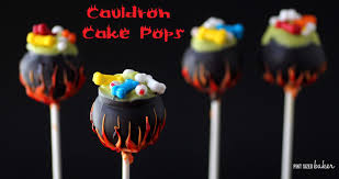 how to make cauldron cake pops pint sized baker