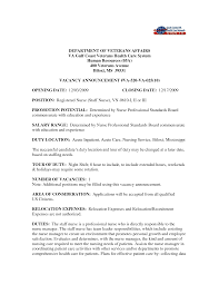 Salon Manager Resume Examples by Nurse Manager Resume Berathen Com