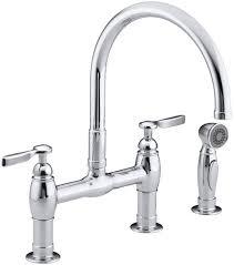 expensive kitchen faucets kohler k vs parq deck mount faucet with