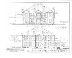 plantation home floor plans file e sterling c robertson plantation house west access road