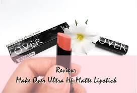 Lipstick Makeover Hi Matte review make ultra hi matte lipstick thousands of miracles