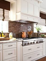 wallpaper backsplash kitchen kitchen brown kitchen backsplash design 19 modern and simple