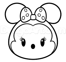 chic ideas coloring pages draw minnie mouse 1000 images