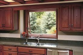 Kitchen Sink Light Fixtures Window Over Kitchen Sink Over Kitchen Sink Window Treatment For