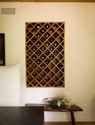 Walnut Wine Cabinet The 25 Best Built In Wine Rack Ideas On Pinterest Kitchen Wine